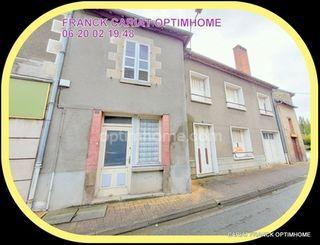 Maison de ville SAINT ETIENNE DE FURSAC 149 (23290)