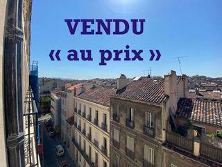 Appartement bourgeois MARSEILLE 1ER arr 118 (13001)