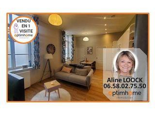 Appartement rénové ARRAS 48 (62000)