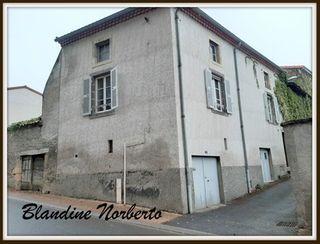 Maison à rénover MEZEL 68 (63115)