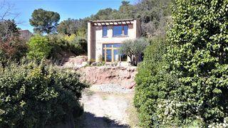 Maison bio-climatique LES ARCS 123 (83460)