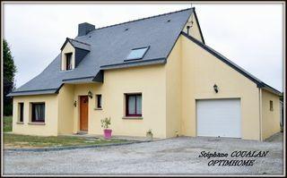 Maison contemporaine CREVIN 111 (35320)