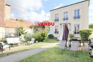 Maison bourgeoise ARGENTEUIL 120 (95100)