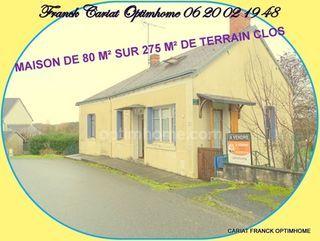 Maison de campagne SAINT ETIENNE DE FURSAC 80 (23290)