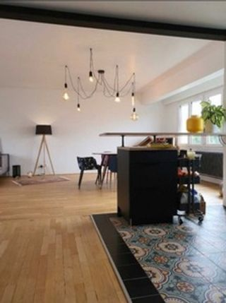 Appartement rénové LORIENT 101 (56100)