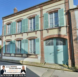 Maison NOGENT LE ROI 230 (28210)
