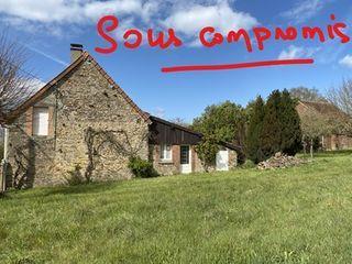 Maison de village FRESSELINES 48 (23450)