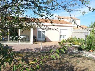 Maison CHATEAU D'OLONNE  (85180)