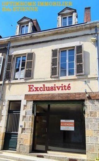 Maison de ville EVAUX LES BAINS 155 (23110)