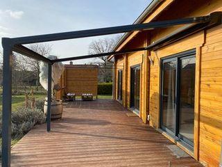 Maison à ossature bois GEVREY CHAMBERTIN 120 (21220)