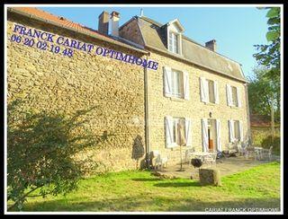 Maison de caractère SAINT PIERRE DE FURSAC 158 (23290)