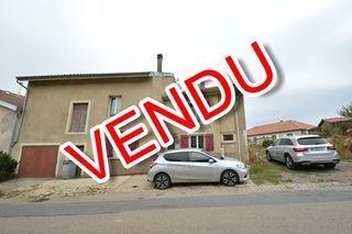 Maison de village QUINCY LANDZECOURT 136 (55600)
