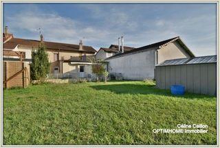 Maison de village PERONNAS 135 (01960)