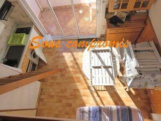 Appartement en résidence LE CAP D'AGDE 32 (34300)
