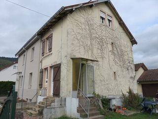 Appartement rénové SAINT ETIENNE LES REMIREMONT  (88200)