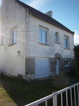 Maison individuelle LANDEVANT  (56690)