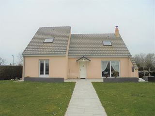 Maison contemporaine DIEPPE 127 (76200)