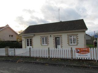 Maison individuelle PALINGES 65 (71430)