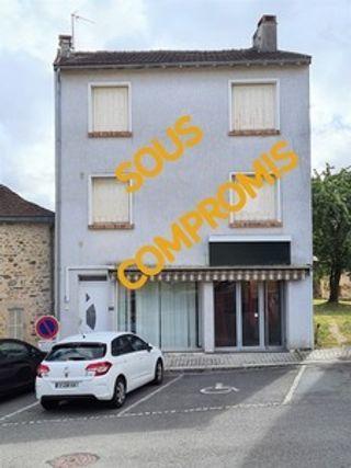 Maison EVAUX LES BAINS 110 (23110)