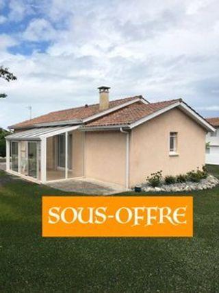 Maison contemporaine BOUCAU  (64340)