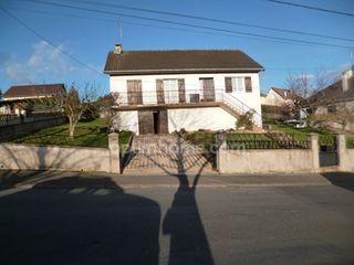 Maison individuelle GUEUGNON 89 (71130)