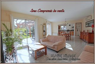 Maison plain-pied VILLESEQUELANDE 100 (11170)