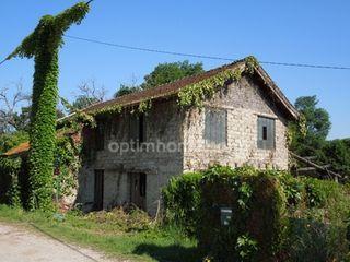 Maison à rénover GRANIEU 140 (38490)