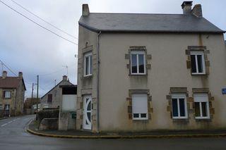 Maison de village SOUGE LE GANELON 94 (72130)