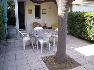 Appartement en rez-de-jardin LE CAP D'AGDE  (34300)