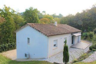 Maison contemporaine MARSAC SUR L'ISLE 113 (24430)