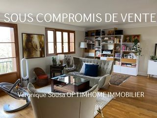 Appartement bourgeois SAINT GERMAIN EN LAYE 96 (78100)