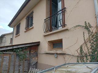 Maison à rénover CESSIEU 63 (38110)