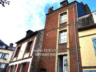 Maison de ville HONFLEUR 68 (14600)