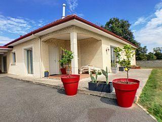 Maison plain-pied MORLAAS 142 (64160)