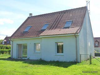 Maison contemporaine AUDEMBERT 110 (62250)