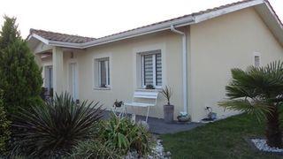 Maison contemporaine LANGON  (33210)