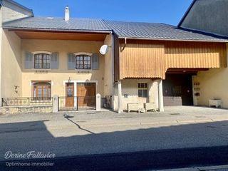 Maison de village BRENOD 306 (01110)