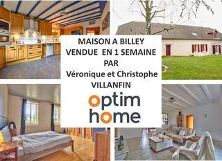 Maison BILLEY 234 (21130)