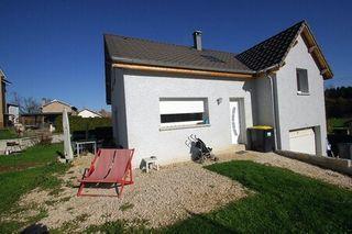 Maison contemporaine DESANDANS  (25750)