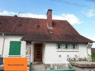 Maison mitoyenne GUEUGNON  (71130)