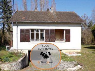 Maison à rénover THOU 55 (45420)