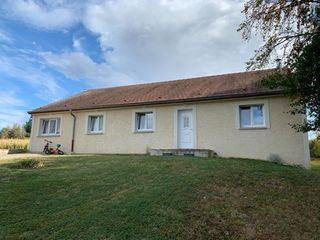 Maison plain-pied ANCERVILLE 160 (55170)