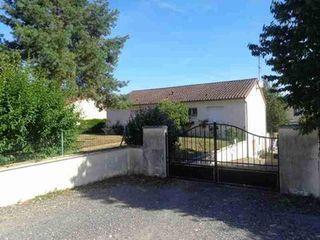 Maison individuelle NAINTRE 143 (86530)
