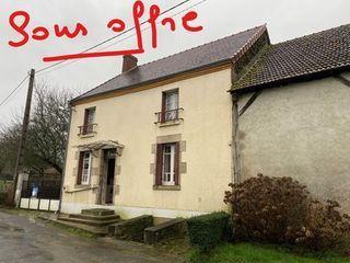 Maison de village NOUZEROLLES 117 (23360)