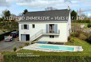 Maison de village ANCENIS 96 (44150)