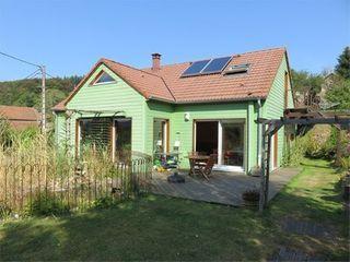 Maison à ossature bois LAVELINE DU HOUX  (88640)