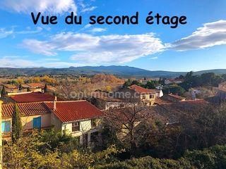 Maison de village PAZIOLS 112 (11350)