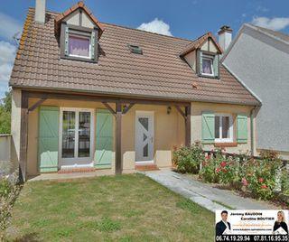 Maison NOGENT LE ROI 94 (28210)