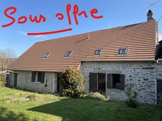 Maison de village FRESSELINES 164 (23450)