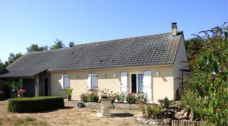 Maison plain-pied SAINT FLORENT SUR CHER  (18400)